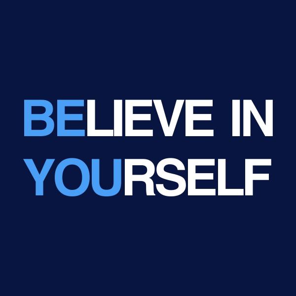 believe-in-yourself-whiteblue-heat-transfer-on-a-navy-background